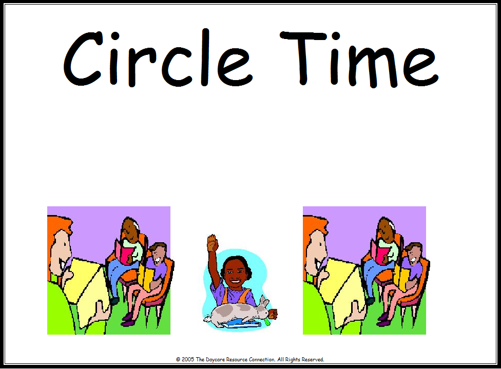 976x719 Circle Time Clip Art Free Clipart Images 5