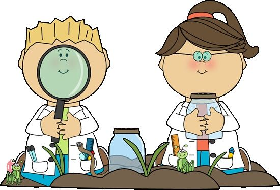 550x374 Preschool Science Clipart