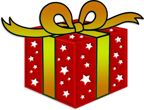 506x385 Christmas Present Clipart Free Images