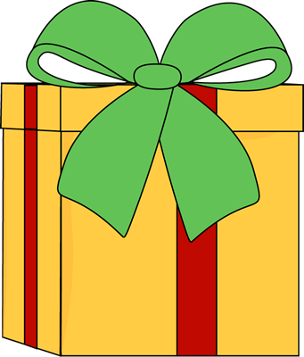 341x400 Christmas Presents Clip Art Ts 5