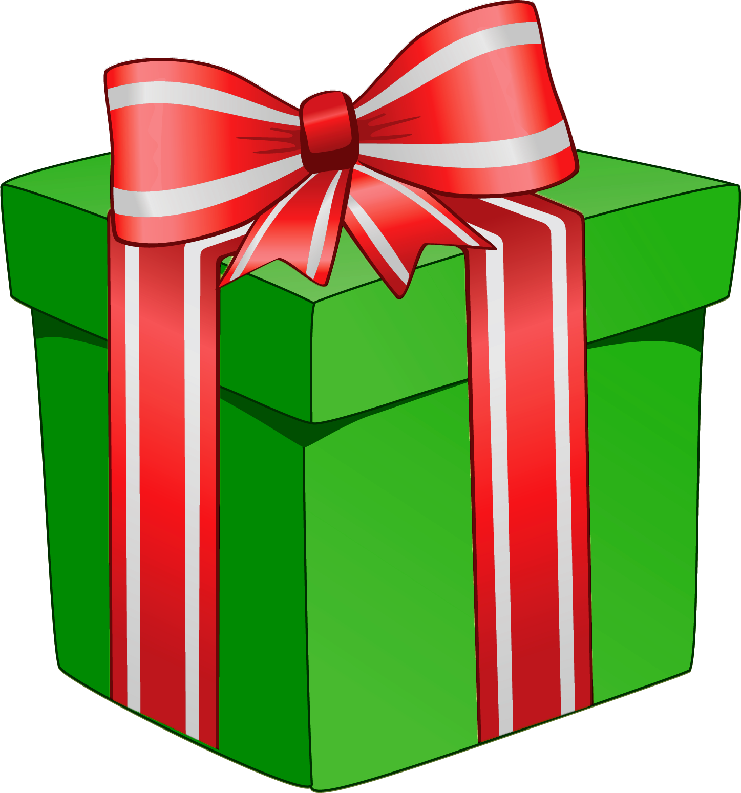 1447x1549 Christmas Present Clip Art