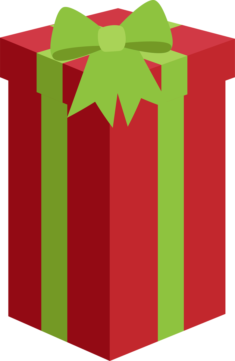 780x1200 Gift Clipart Xmas Presents