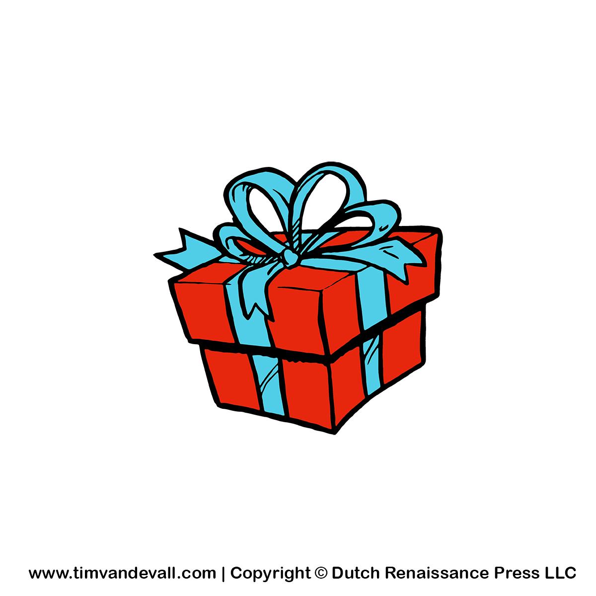 1200x1200 Christmas Presents Clip Art Ts 5
