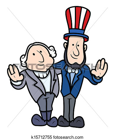 387x470 Caricature Clipart Vice President