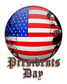 136x170 Stock Illustration Of Presidents Day Border Graphic K1449919