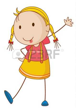 319x450 318,307 Cute Girl Stock Illustrations, Cliparts And Royalty Free