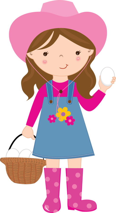 491x900 Cute Farm For Girls Clip Art. Is It For Parties Is It Free Is