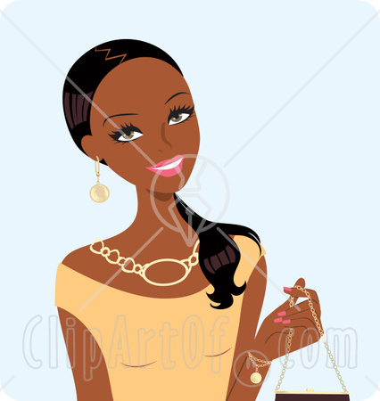 426x450 Pretty Clipart Black Woman