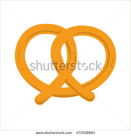 450x470 Grain Clipart German Pretzel