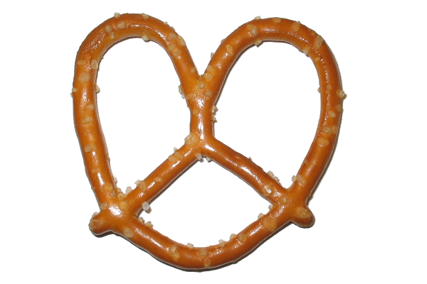 600x400 A Pretzel For Lent University Of Dayton, Ohio