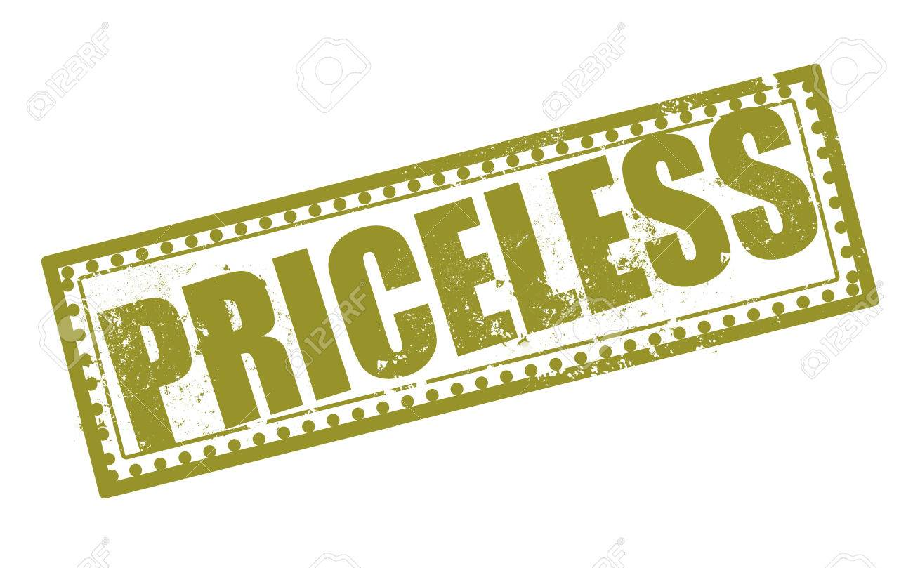 1300x809 Priceless Grunge Stamp With On Vector Illustration Royalty Free