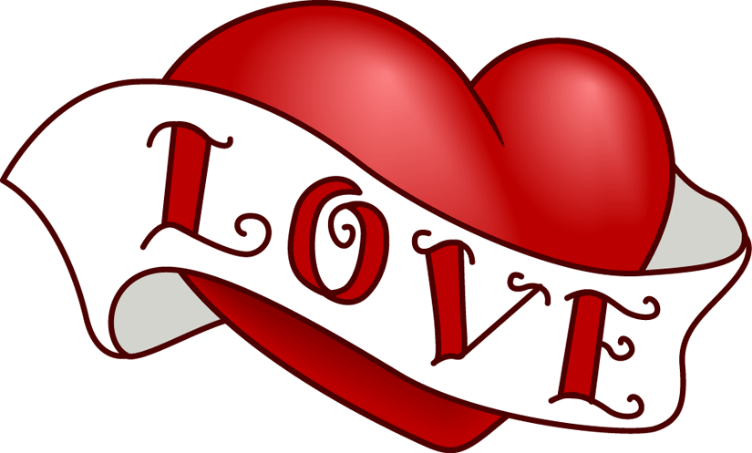 825x497 Gay Heart Cliparts 215016