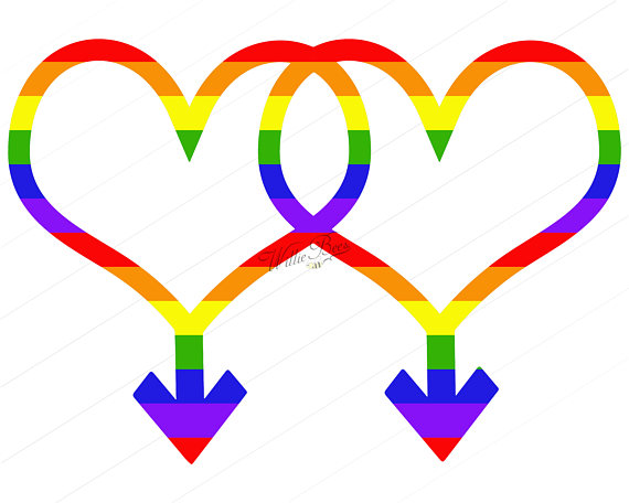 570x456 Gay Pride Symbol Clipart Png And Svg Gender Identity