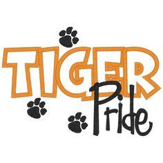 236x236 Tiger Pride Clip Art