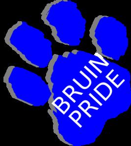 267x297 Bruin Pride Clip Art