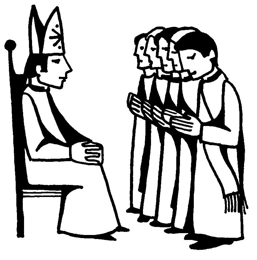834x842 Chair Clipart Priest