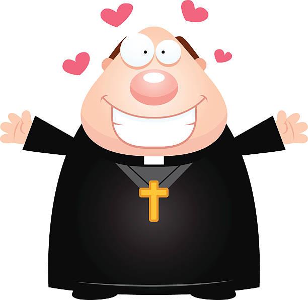 612x595 Christ Clipart Priest