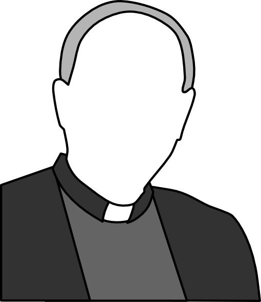 510x592 Priest Clip Art Cliparts