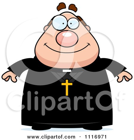 450x470 Royalty Free (Rf) Priest Clipart, Illustrations, Vector Graphics