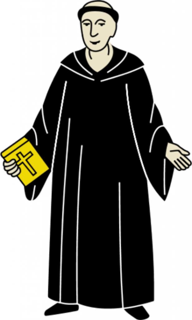616x1024 Priest Bishop Church Vatican Vector Clip Art10 Png Priest Clip Art