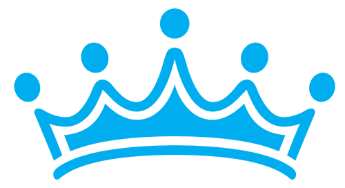 500x272 Crown Clipart Baby Blue