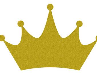 340x270 Glitter Clipart Gold Crown