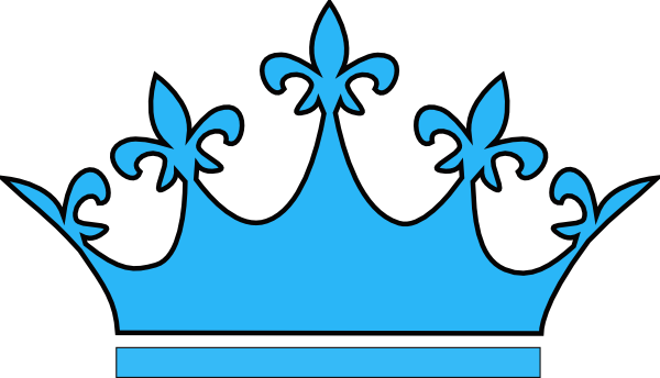 600x344 Queen Crown Clip Art