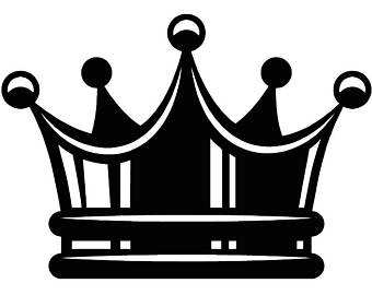 340x270 Royal Crown Svg Etsy