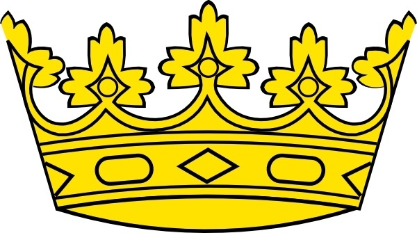 600x335 Vector Prince Crown Logo Free Vector Download (68,469 Free Vector