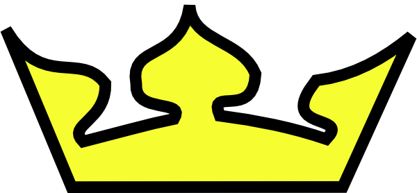 600x278 Crown Clip Art