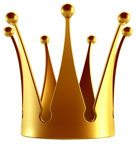568x600 Best Crown Png Ideas Gold Crown, Crown Clip Art