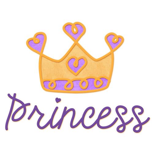 500x500 Vintage Princess Cliparts 271952