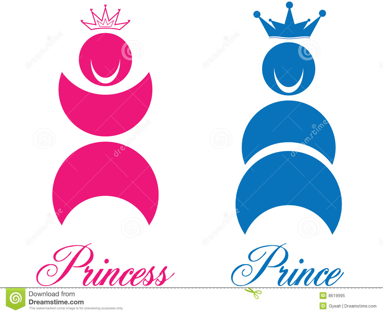1300x1065 Crown Clipart Prince And Princess