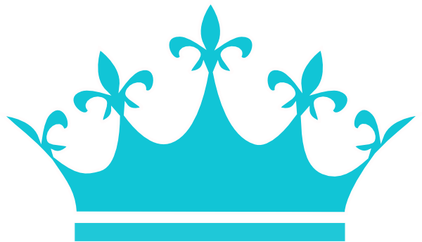 600x344 Number 8 With Princess Crown Clipart Clipartfest 3