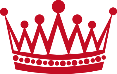 400x252 Red Clipart Princess Crown