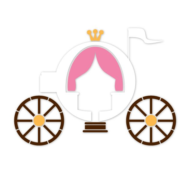 Princess Carriage Clipart