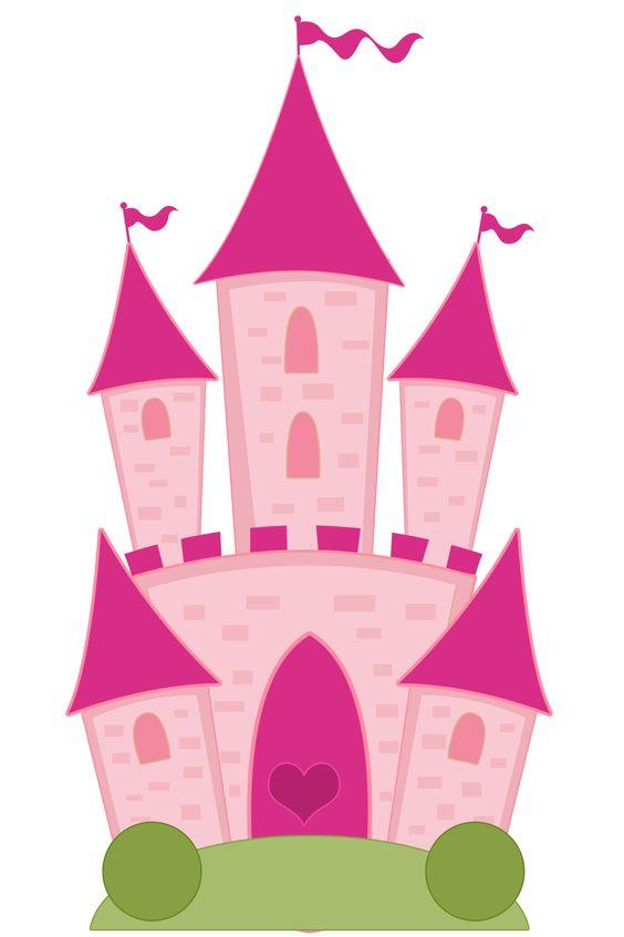 564x846 Castle Clipart Baby