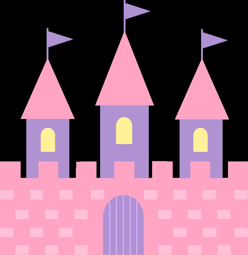 830x853 Free Disney Princess Castle Clipart