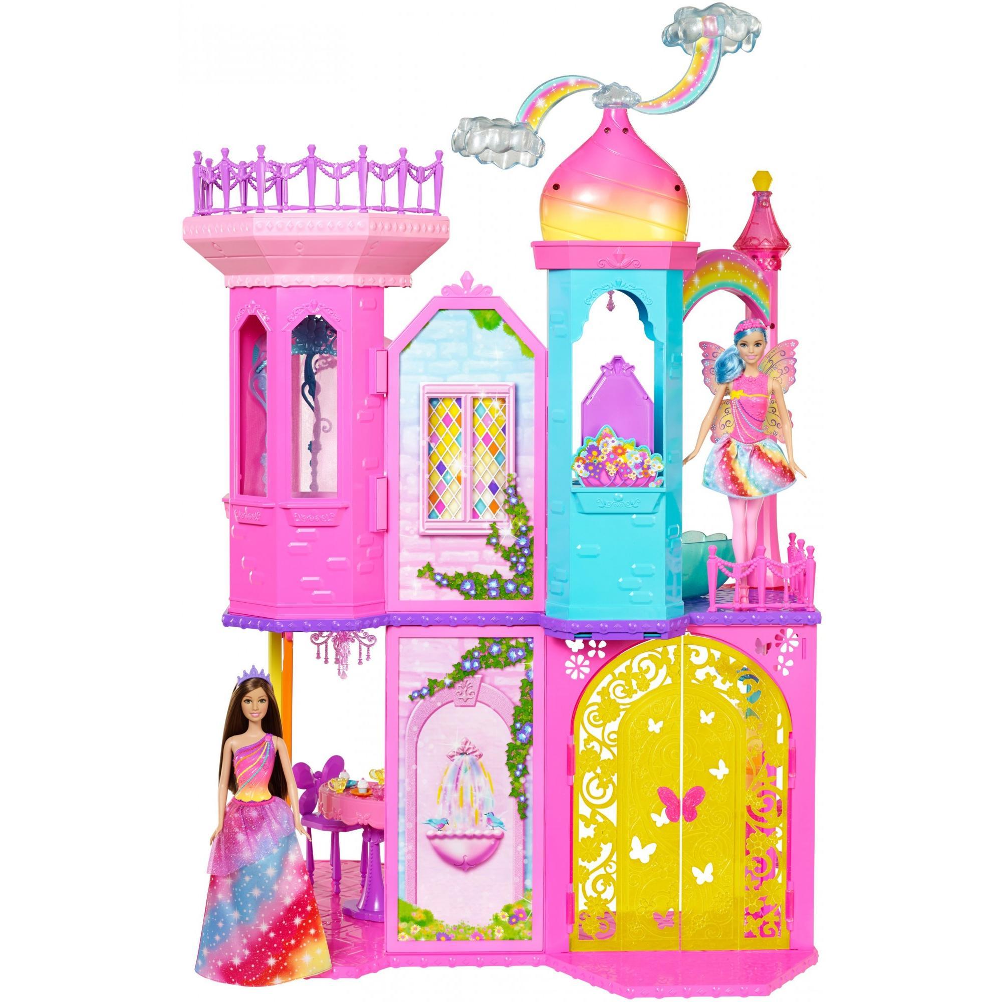 2000x2000 Barbie Clipart Castle