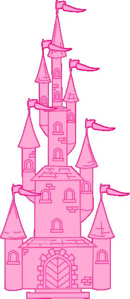 258x591 Castle Clip Art