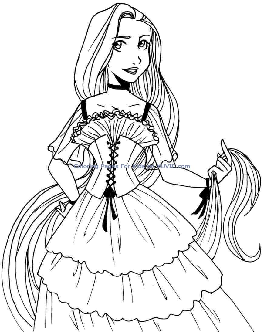 870x1094 Elegant Baby Disney Princess Coloring Pages Coloring Pages