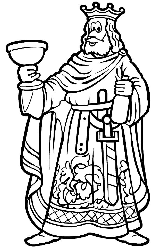 590x957 75 Best Fairy Tales And Mythology Coloring Pages Images