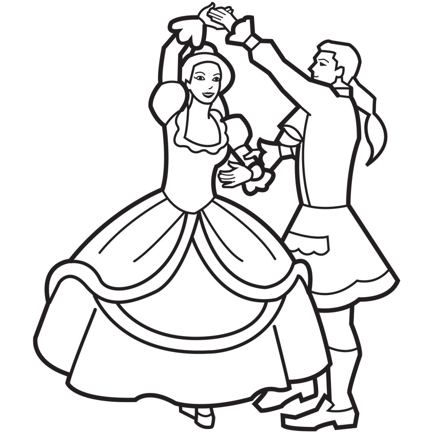 842x842 Princess Coloring Book Pages Many Interesting Cliparts