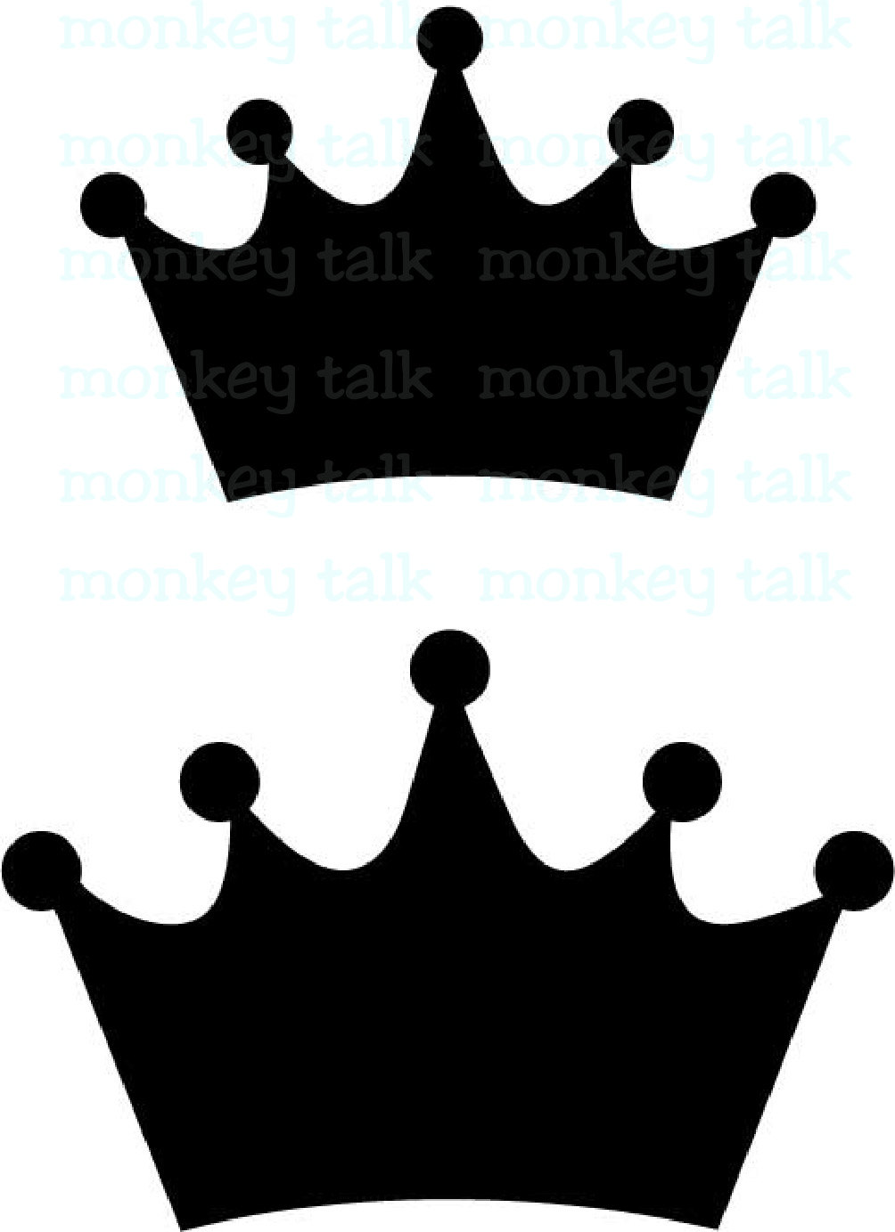1004x1383 Princess Crown Instant Download Includes Svg Eps Pdf And Jpg