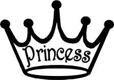 225x159 Princess Crown Car Decal Ebay