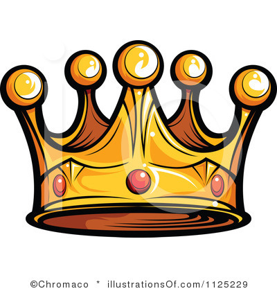 400x420 Crown King And Queen Clipart