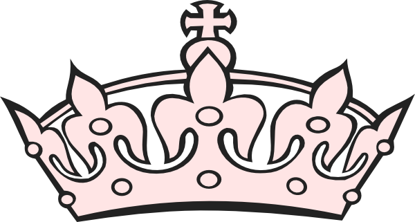 600x321 Number 8 With Princess Crown Clipart Clipartfest 3