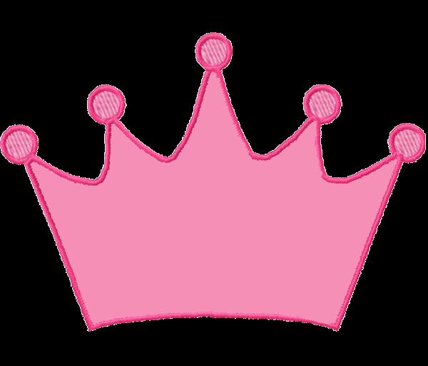600x512 Pink Clipart Princess Crown