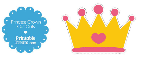 610x229 Yellow Clipart Princess Crown