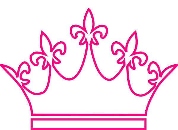 600x437 Queen Crown Clip Art